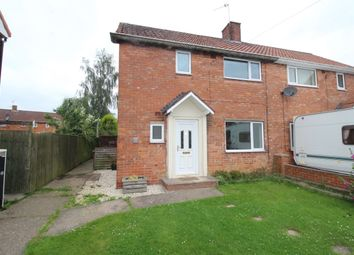 3 bed semi-detached house for sale in Derwent Crescent, Howden, Goole DN14