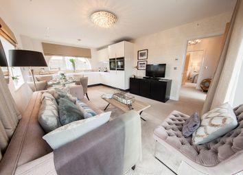 Thumbnail 2 bedroom flat for sale in Barton Marina, Barton Under Needwood