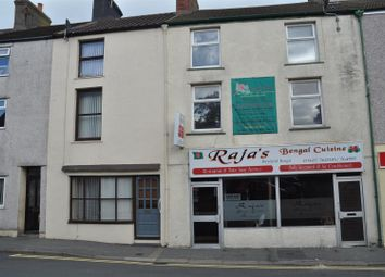 Thumbnail 4 bed flat for sale in Newry Street, Holyhead