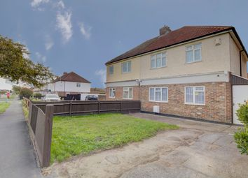 4 bed semi-detached house for sale in Crabtree Lane, Lancing BN15
