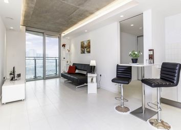 Thumbnail 1 bed flat to rent in Hoola East, East Tower, 3 Tidal Basin Road