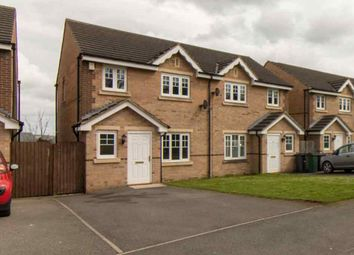 Thumbnail 3 bed semi-detached house to rent in Yewdall Way, Idle, Bradford