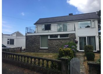 Thumbnail 4 bed detached house for sale in Glan Beuno Estate, Caernarfon