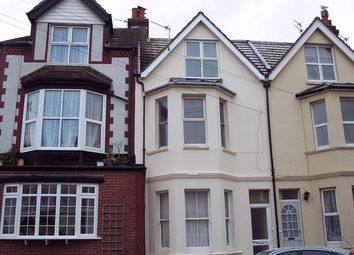 Thumbnail 2 bedroom maisonette to rent in Windsor Road, Bexhill-On-Sea, East Sussex