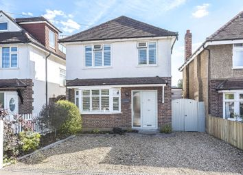 Thumbnail 3 bed detached house for sale in Leigh Road, Cobham