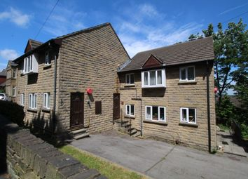 Thumbnail 1 bedroom flat to rent in Nabcroft Lane, Crosland Moor, Huddersfield