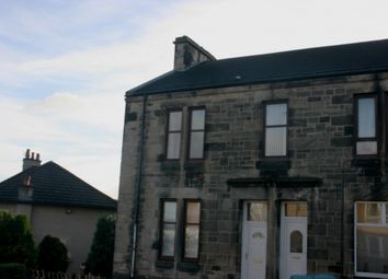 Thumbnail 2 bed flat for sale in Muiryhall Street East, Coatbridge