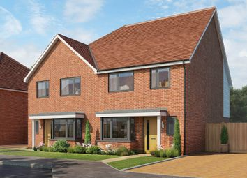 Thumbnail 4 bed semi-detached house for sale in Graveney Road, Faversham, Kent