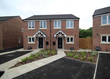 Thumbnail 2 bed semi-detached house for sale in Hill Top View, Crow Trees Lane, Bowburn