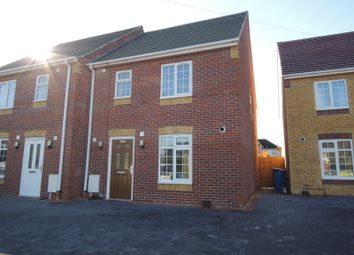 Thumbnail 3 bed semi-detached house to rent in Herbert Avenue, Parkstone