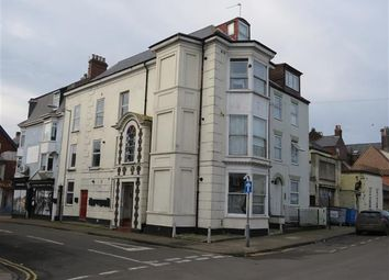 Thumbnail 1 bedroom flat to rent in York Road, Great Yarmouth