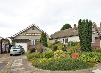 Thumbnail 2 bed detached bungalow for sale in Parkhurst Gardens, Bexley