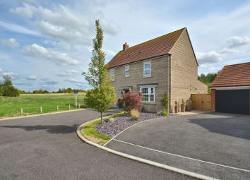 Thumbnail 4 bed detached house for sale in Horsa Lane, Chilton, Didcot