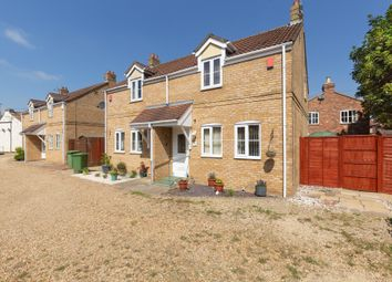 Thumbnail 2 bed semi-detached house for sale in Kempston Court, Chatteris