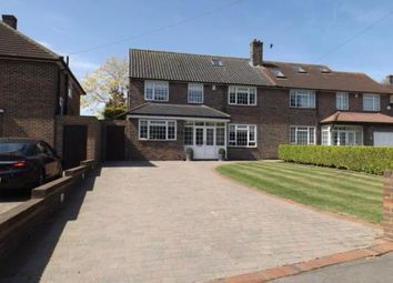 Thumbnail 4 bedroom semi-detached house for sale in Romford Road, Chigwell