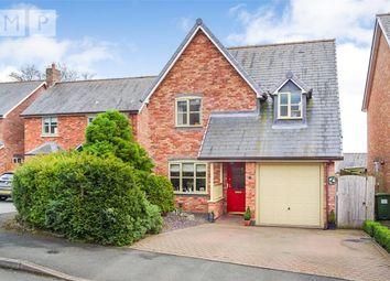 Thumbnail 3 bed detached house for sale in Lon Maldwyn, Llansantffraid, Powys