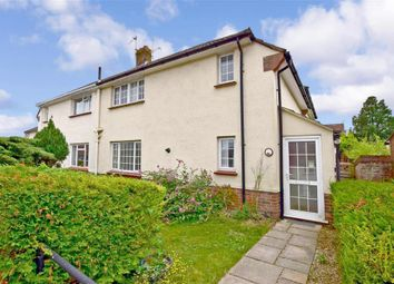 Thumbnail 4 bed semi-detached house for sale in Queens Road, Lewes, East Sussex