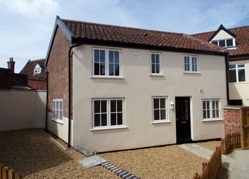 Thumbnail 2 bedroom semi-detached house for sale in Chandlers Hill, Wymondham