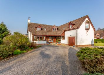 Thumbnail 4 bedroom detached house for sale in Beechwood, Strathpeffer, Ross-Shire