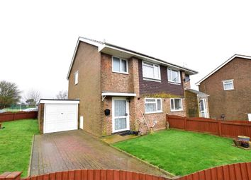 3 bed semi-detached house for sale in Downside Road, Whitfield, Dover, Kent CT16