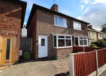 Thumbnail 2 bed semi-detached house for sale in Henry Road, Beeston, Nottingham