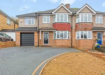 Thumbnail 4 bed property for sale in Croham Valley Road, Selsdon, South Croydon