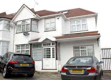 Thumbnail 4 bedroom semi-detached house to rent in Wakemans Hill Avenue, Kingsbury, Kingsbury, London