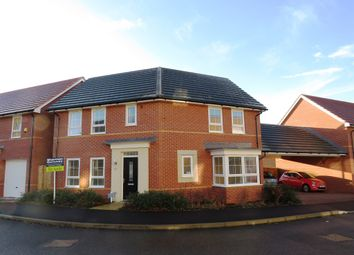 Thumbnail 3 bedroom detached house for sale in Farlakes Drive, Peterborough