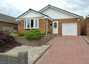 Thumbnail 3 bedroom detached bungalow for sale in Pattinson Drive, Mainstone, Plymouth