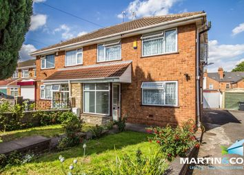 Thumbnail 3 bed semi-detached house for sale in Lyons Grove, Sparkhill