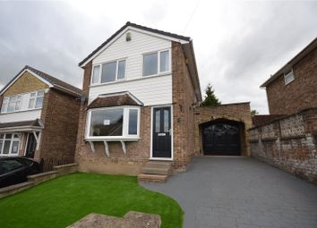 Thumbnail 3 bed detached house for sale in Newton Court, Wakefield, West Yorkshire