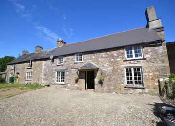 Thumbnail 5 bed detached house for sale in Linkinhorne, Callington, Cornwall