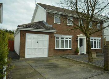 Thumbnail 4 bedroom detached house for sale in Druidstone Way, Swansea