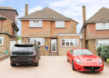Thumbnail Detached house for sale in Raisins Hill, Pinner