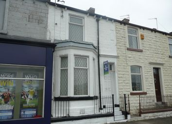 Thumbnail 2 bed terraced house for sale in Padiham Road, Burnley