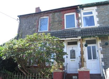 Thumbnail 3 bed end terrace house for sale in Upper North Road, Bargoed