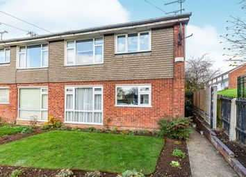 Thumbnail 2 bed maisonette for sale in Grenville Close, Rugby