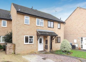 Thumbnail 2 bed terraced house for sale in Thorney Leys, Witney