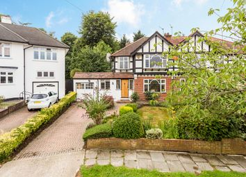 Thumbnail 3 bedroom semi-detached house for sale in Ullswater Crescent, London