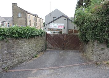 Thumbnail Land for sale in New Market Street, Clitheroe