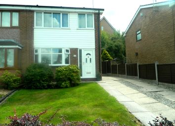 Thumbnail 3 bed semi-detached house for sale in Thornvale, Abram, Wigan