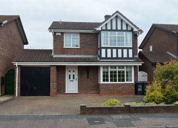 Thumbnail 4 bedroom detached house to rent in White Doe Drive, Moulton, Northampton