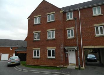 Thumbnail 2 bed flat to rent in Crusader Close, Bridgwater