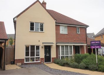 Thumbnail 2 bed terraced house for sale in Paul Harman Close, Ashford