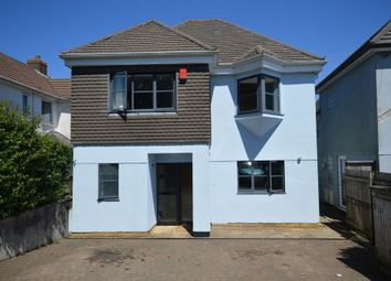 Thumbnail 6 bed detached house to rent in The Hayes, Bodmin Road, Truro