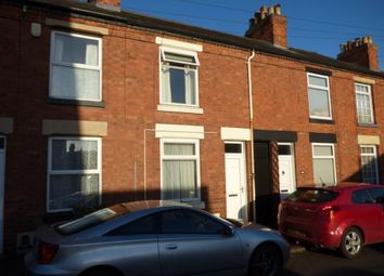 Thumbnail 2 bed terraced house for sale in Beaumont Street, Leicester