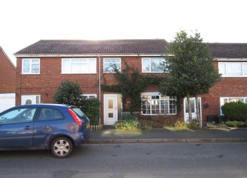Thumbnail 3 bed terraced house for sale in Somerville Road, Worcester
