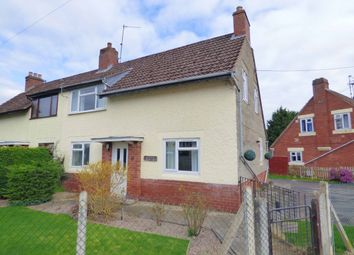 Thumbnail 3 bedroom semi-detached house to rent in Spring Meadow Road, Lydney