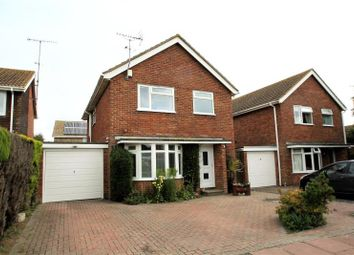 Thumbnail 4 bedroom detached house for sale in Alinora Drive, Goring By Sea, Worthing