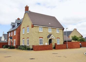 Thumbnail 3 bed detached house for sale in Walnut Close, Coopers Edge, Gloucester
